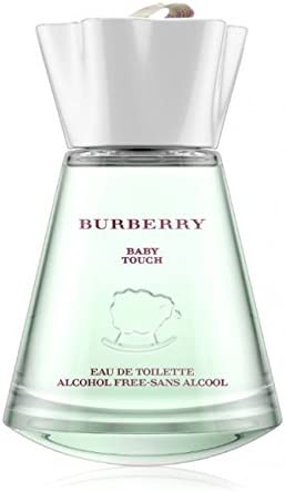 BURBERRY BABY TOUCH 100 VAPO S ALCOHOL