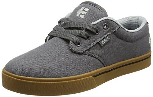 Etnies Herren Jameson 2 Eco Skateboardschuhe, Schwarz Grau (Grey/Grey / 072)