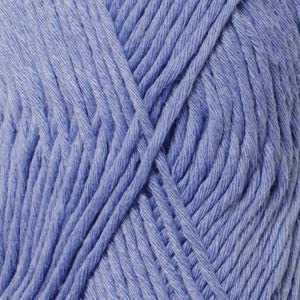 DK Weight Worsted 3 or Light Cotton Blend Yarn for Knitting and Crocheting Drops Cotton Light 01 Off White 1.8 oz 115 Yards per Ball