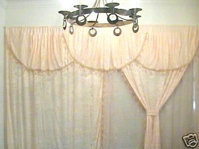 amazon com victorian velvet curtains drapes peach color