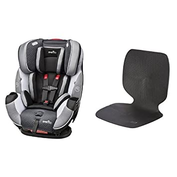 Evenflo Symphony DLX All In One Car Seat Concord With Undermat