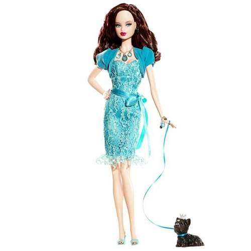 December Birthstone Barbie