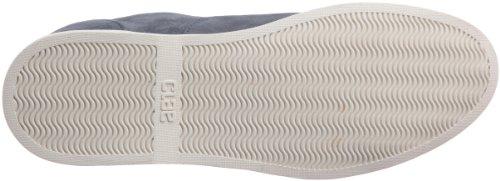 CLAE Hockney Charcoal Suede Grau