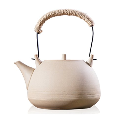NUBAOGY Clay Pot Heat-resistant Boiled Teapot Stoneware Boiled Water Kettle Health Boil