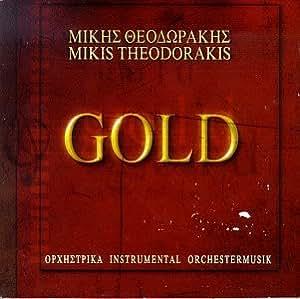 Gold Mikis Theodorakis Amazonca Music