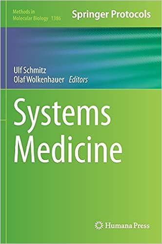 Systems Medicine