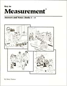 Key to measurement answers and notes books 1 4 betsy franco key to measurement answers and notes books 1 4 betsy franco 9781559530873 amazon books fandeluxe Gallery