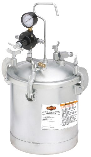Shop Fox W1799 2-1/4 gallon Paint Tank