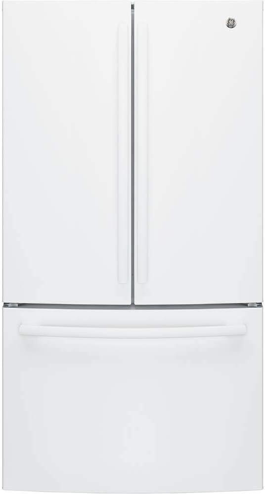GE GNE27JGMWW French Door Refrigerato
