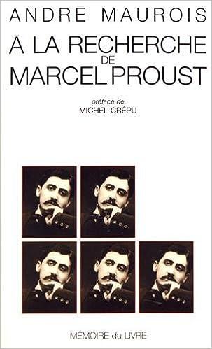 A La Recherche De Marcel Proust 9782913867499 Amazon Com