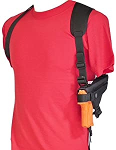 "Shoulder Holster for Springfield XD 9mm, XD 40, XD 45 with 4"" Barrel"