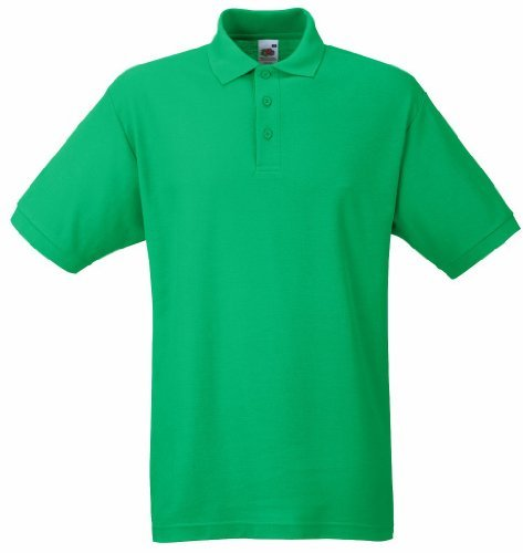 65/35 Piqué Polo, Größe:L;Farbe:Kelly Green L,Kelly Green