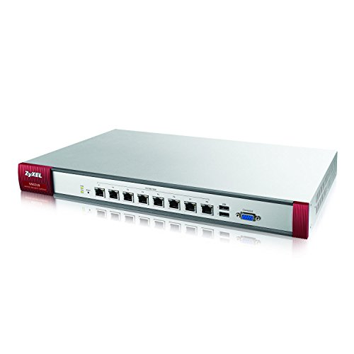 Zyxel Next-Generation USG with 300 VPN Tunnels, SSL VPN, 8 GbE WAN/LAN/DMZ (USG310)