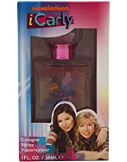 Nickelodeon Icarly Cologne Spray, 30ml