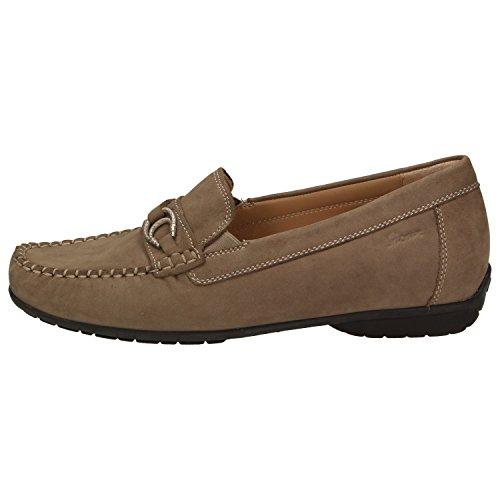 Sioux Damen Pantofola Cobarja-xl Beige