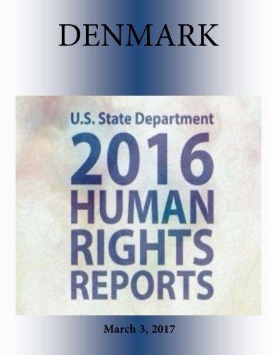 DENMARK 2016 HUMAN RIGHTS Report pdf