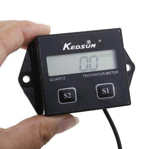 Amazon KEDSUM Hour meter Tachometer 2 4 Stroke Small Engine – Honda Outboard Tach Resistor Wiring