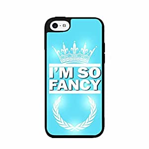 I'm So Fancy 2-Piece Dual Layer Phone Case Back Cover iPhone 5 5s wangjiang maoyi by lolosakes