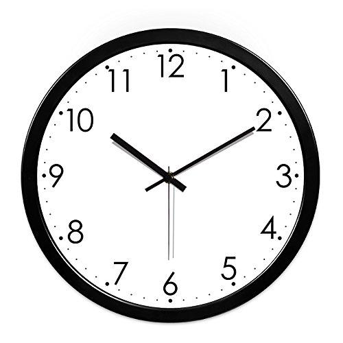 Amazon Com Jedfild Wall Clock Living Room Hotel Classroom Clock