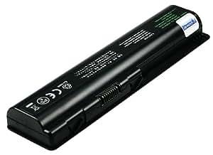 2-Power CBI3038A batería recargable - Batería/Pila recargable (4400 mAh, Ión de litio, 10,8V, 298g, 205 x 80 x 21 mm) Negro