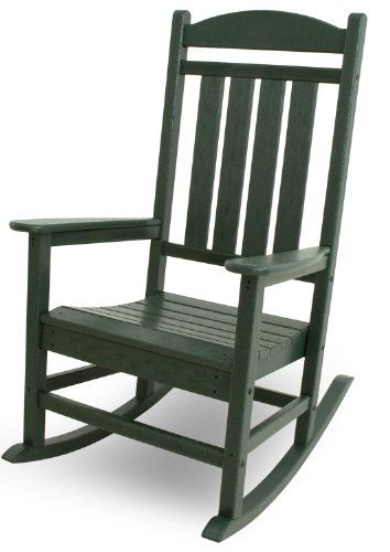 idential Rocking Chair, Green ()