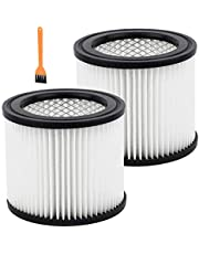 Deesen 2 Packs of Replacement Filters, Vacuum Cleaner Accessories, Suitable for Shop Vac 90304 Vacuum Cleaner Filter Element