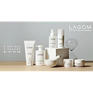 LAGOM Cellup Gel to Water Cleanser 220ml (7.44fl.oz.)