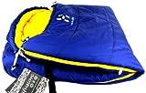 Hagl?fs Pavo Hurricaneblue Children's Sleeping Bag, 110 413060 LR by Hagl?fs