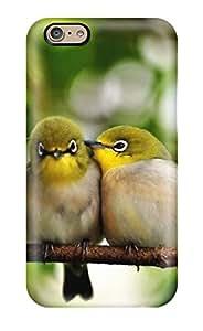 Amanda W. Malone's Shop 8254406K38562064 New Style Tpu 6 Protective Case Cover/ Iphone Case - Cute Little Birds