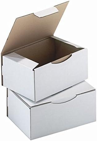 packdiscount – correos blanca en cartón 35x22x13 cm: Amazon.es: Oficina y papelería