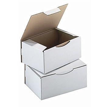 packdiscount - correos blanca en cartón 35x22x13 cm: Amazon.es: Oficina y papelería