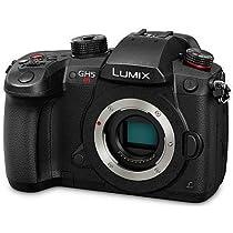 Panasonic DC GH5SGW K Mirrorless Camera  Black
