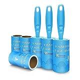 Vanpad 540 Sheets Lint Roller, 3 Handles 6 Refills