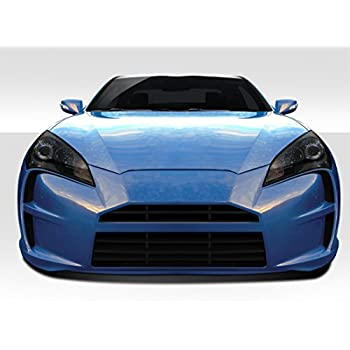 Duraflex Replacement for 2010-2012 Hyundai Genesis Coupe 2DR VG-R Front Bumper Cover - 1 Piece