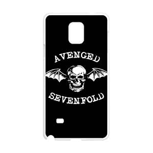 avenged sevenfold logo Phone Case for Samsung Galaxy Note4 Case