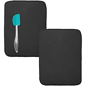 Amazon Com Mdesign Ultra Absorbent Reversible Microfiber