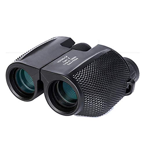 Youtree Binoculars for Adults and Kids, 10x25 Folding and Compact Binoculars for Bird Watching, Hunting and Sport Games Learning Telescope by Youtree