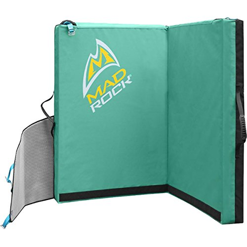 Mad Rock Duo Pad One Color, One Size (Best Bouldering Crash Pad)