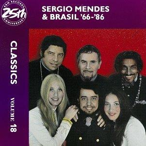 Classics Volume 18 (Sergio Mendes Cd)