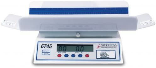 Complete Medical Detecto Baby Scale Digital, 25 Pound