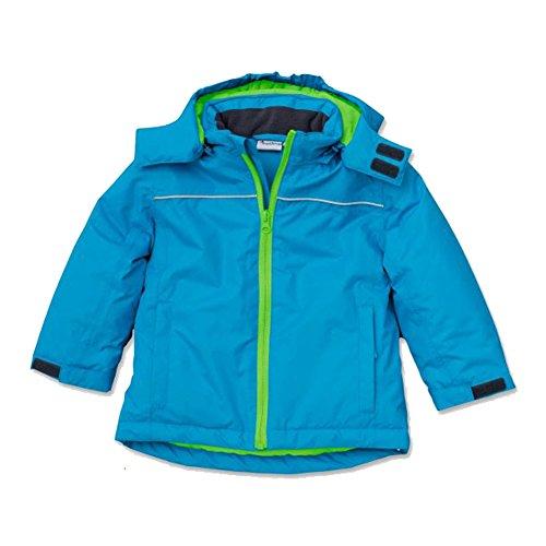 Kleinkinder Baby Mädchen Schneejacke Winterjacke Größe 74/80 NEU blau