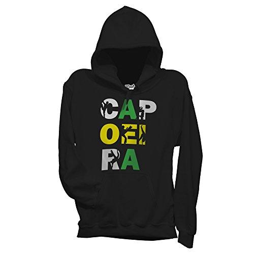 Capoeira Capoeira Nera Your MUSH Donna by Sport Sport Felpa Dress Style MOVIMENTI M qx5BxTwR