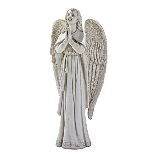 Design Toscano Divine Guidance Praying Angel Statue Size: Large