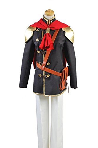 Cosplaybar Final Fantasy Type-0 FF Zero Ace Cosplay Costume Female XXXL - Final Fantasy Type 0 Seven Costumes