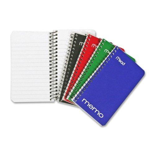 Mead : Memo Book, College Ruled, 3