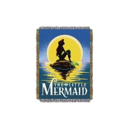 The Northwest Co ENT 051 Ariel Little Mermaid Poster
