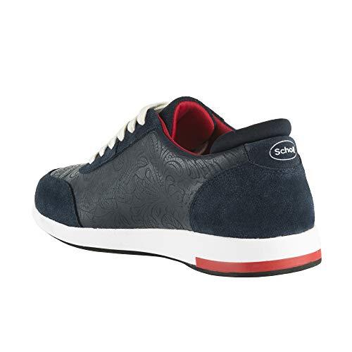 Scholl Marine nbsp;– Navy Blu nbsp;yoria Bleu Laces Sneaker qqn1rg04