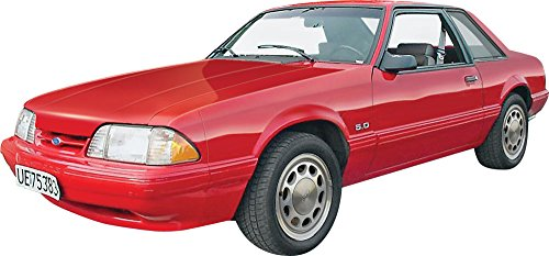 (Revell 90 Mustang LX 5.0 2N1 Plastic Model Kit)