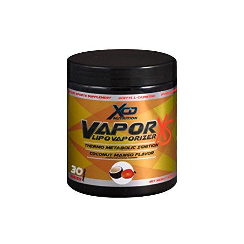 XCD Nutrition vapeur XS - 2 saveurs disponibles (barbe à papa)