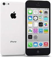 iPhone 5C White 8GB Unlocked ATT Tmobile Sprint Metro Cricket Straight Talk Mint (Renewed)